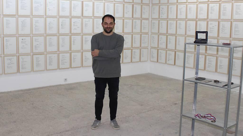 Schweizer Galerist präsentiert Mladic-Tagebuch in Belgrad