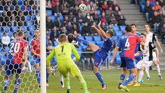 FC Basel - FC Aarau