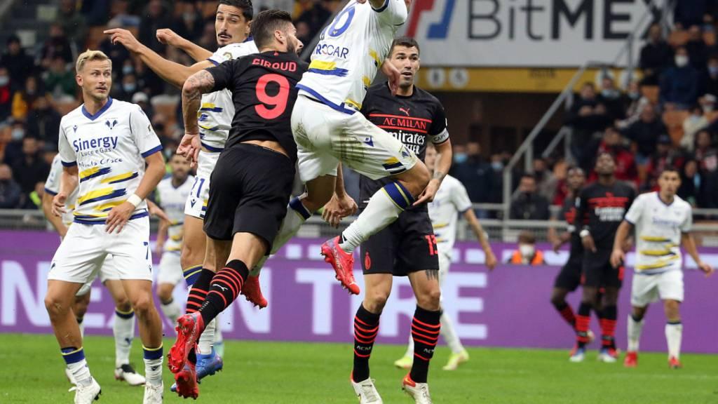Erste Niederlage von Inter Mailand