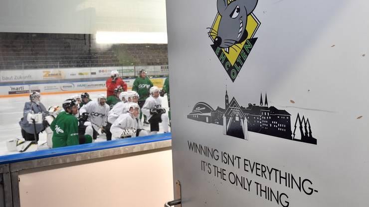 «Gewinnen ist nicht alles. Es ist das Einzige»: Der EHC Olten will sich über den Kampf definieren
