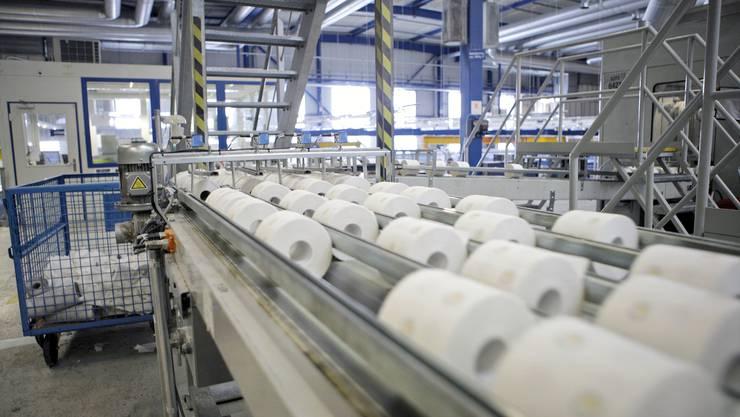 Die Papierfabrik könnte im April 2021 ihre Türen schliessen.