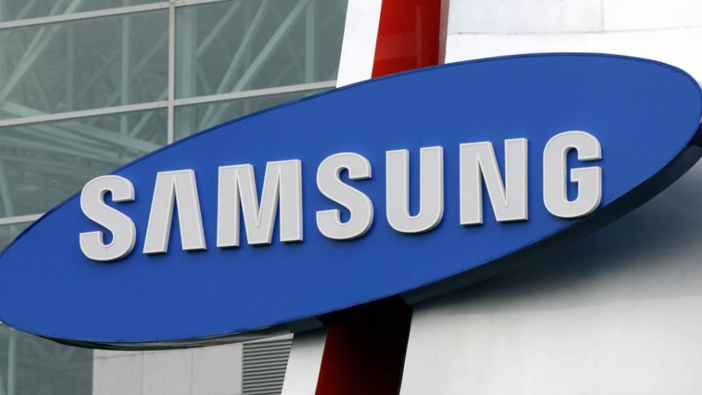 Samsung-Konzern mit Gewinnsteigerung im Schlussquartal 2020