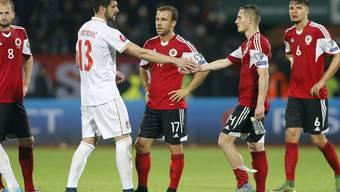 Albanien qualifiziert sich dank Schweizer Hilfe erstmals für die EM