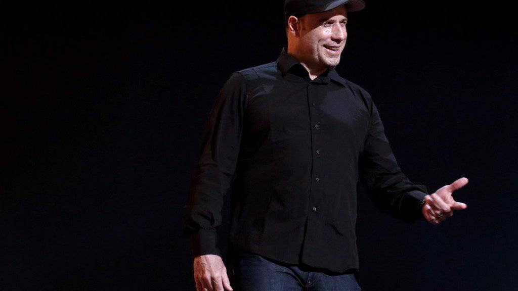 John Travolta soll in einem seiner nächsten Filme eine Mafiaboss spielen (Archiv)