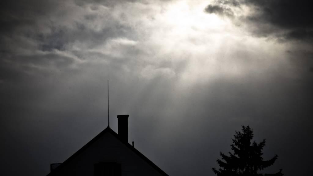 Gewitterwarnung im Aargau – doch bald folgt der Sommer