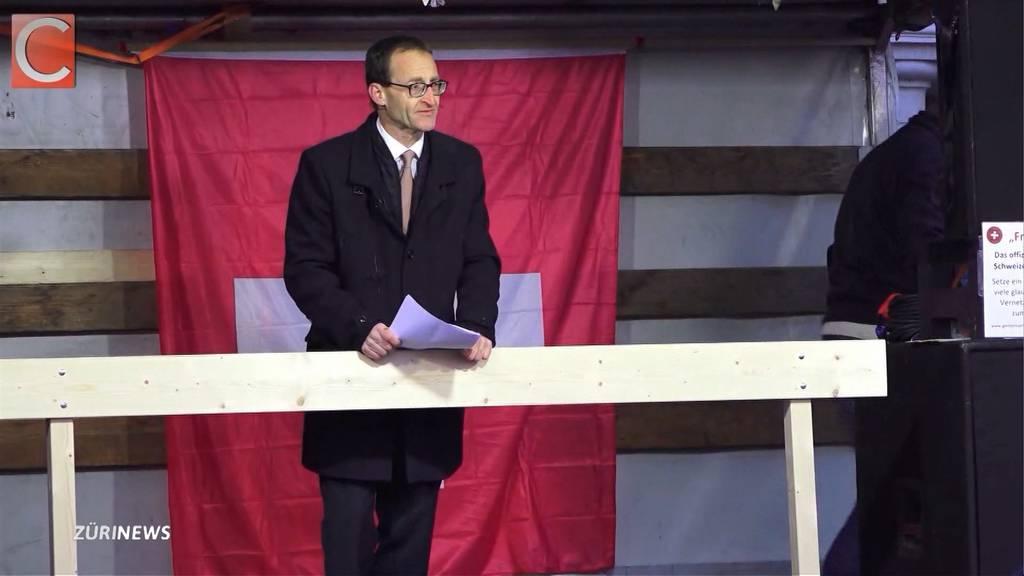 Nach «Verbrecher»-Aussage: SVP-Ex-Regierungsrat René Bünter vor Parteiausschluss