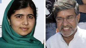 Nobelpreisträger 2014: Malala Yousafzai und Kailash Satyarthi