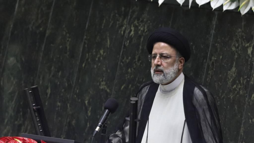 Irans neuer Präsident stellt Bedingungen für Atomverhandlungen