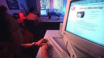 Die meisten Hinweise auf Kinderpronografie kamen schon bisher aus den USA. (Symbolbild: Keystone)