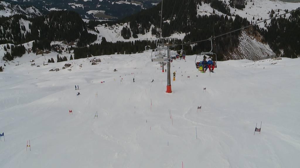 Föhn verbläst das Weihnachtsgeschäft der Skigebiete
