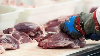 Es kam im Aargau zu unter anderem zur Neu-Etiketierung von abgelaufenen Fleischprodukten. Doch in Europa haben ganz andere Skandale für Aufsehen gesorgt. (Symbolbild)