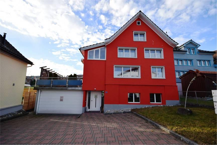 Das Haus in Oberegg kostet 630'000 Franken.