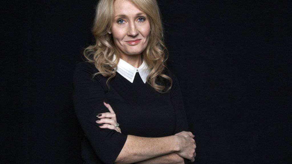 Ein wahr gewordenes Märchen: J. K. Rowling wurde dank Harry Potter innert weniger Jahre von der Sozialhilfe-Empfängerin zur Multimillionärin. (Archiv 2012)