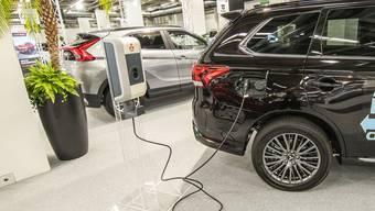 Elektroautos sollen in der EU künftig Lärm machen. (Symbolbild)