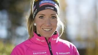 Elisa Gasparin lächelt in die Kamera