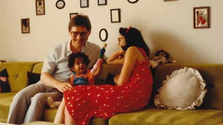 «In Sri Lanka sagte ich noch zu meinem Mann: Ist dieses Kind auf dem Passfoto auch wirklich unser Kind?»