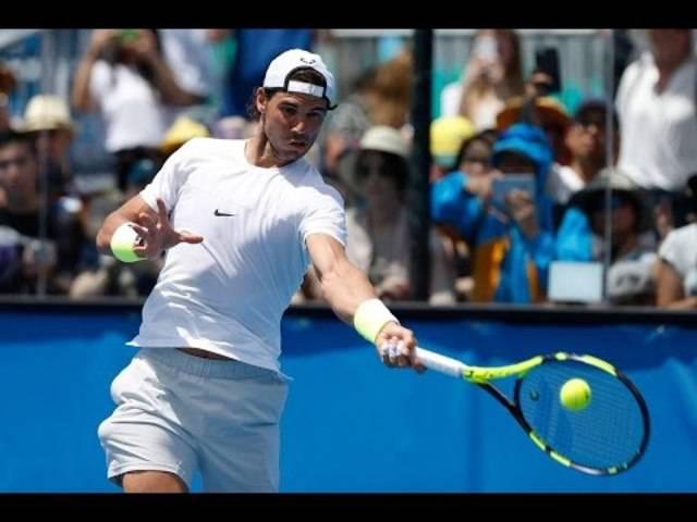 Rafael Nadal vs Fernando Verdasco: die Highlights