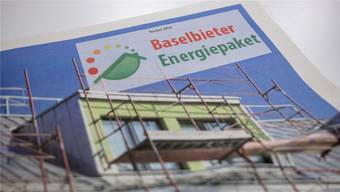 Spätestens nach der Hälfte der Laufzeit des aktuellen Energiepakets wird dem Landrat Bericht erstattet, allenfalls steht eine Erhöhung der kantonalen Beiträge zur Debatte.