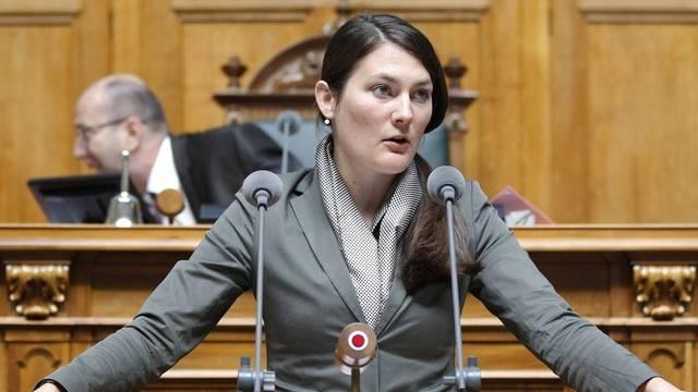 Tiana Angelina Moser wird GLP-Fraktionschefin (Archiv)