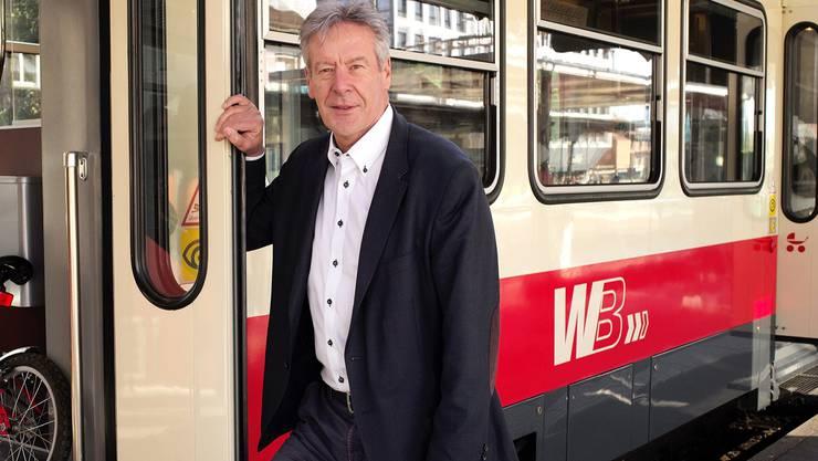 «Ein wichtiger Schritt in die Zukunft», beschreibt Urs Steiner, Verwaltungsratpräsident der Waldenburgerbahn AG, die Übernahme durch die BLT.