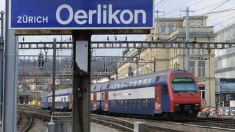 Bahnhof Oerlikon (Symbolbild)