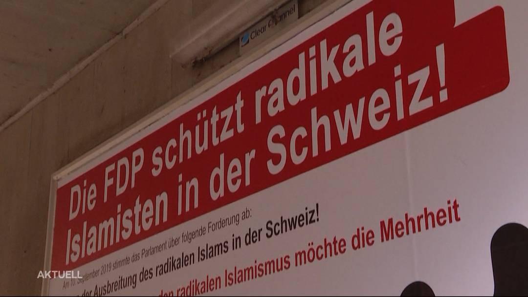 Erfolgreiche Klage gegen Islam-Plakat