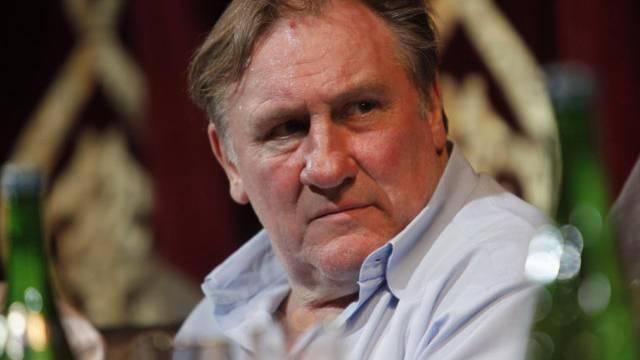"""Depardieu sieht in Tschetschenien mehr """"Liebe als Hass"""" (Archiv)"""