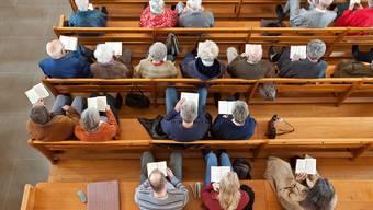 Neu kann man einen Gottesdienst nur noch mit einem Ticket besuchen. (Symbolbild)