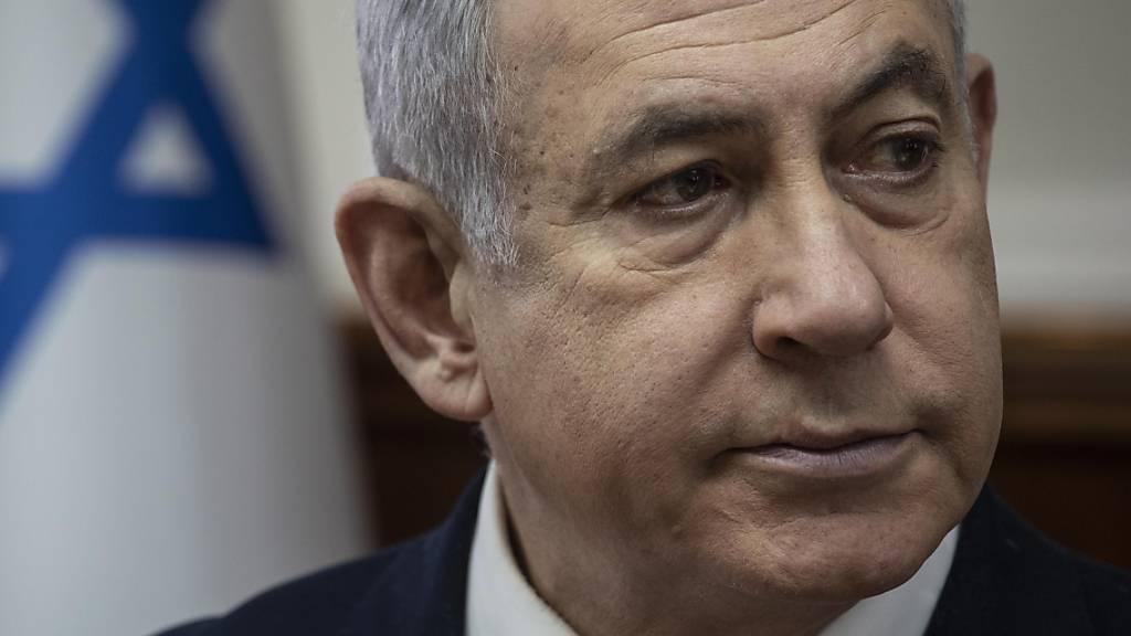 Anklageschrift gegen Netanjahu bei Gericht eingereicht
