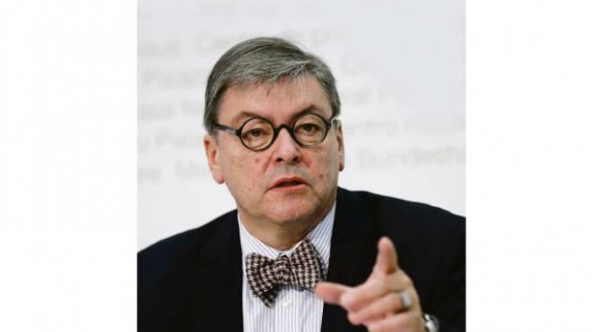«Wir brauchen mehr Geisteswissenschafter in der Terror-Debatte»: Gerd Folkers. Foto: Keystone