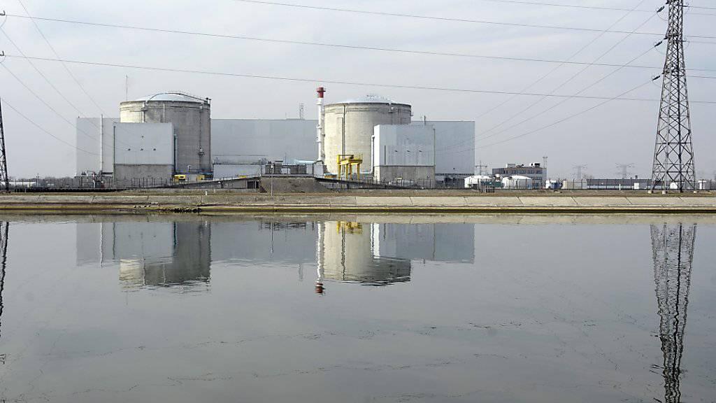 Im Atomkraftwerk Fessenheim im Elsass stehen schon wieder beide Reaktoren still. (Archiv)