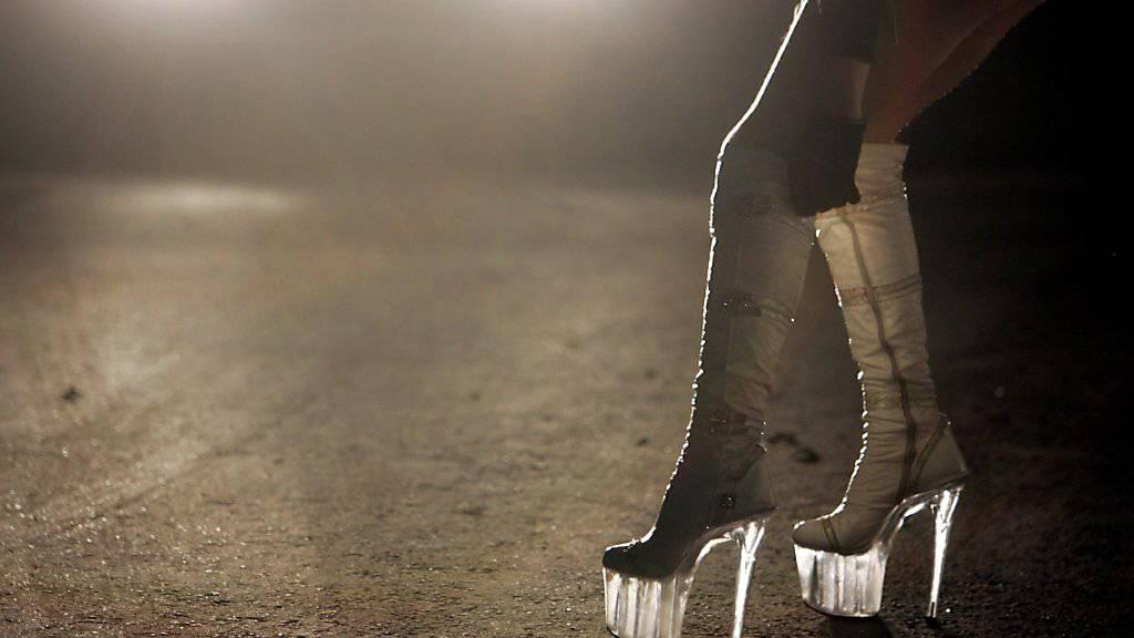 Mann hielt Frau als Sexsklavin: Gefängnisstrafe