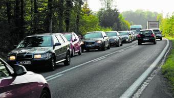picture-2072413986-accessid-Die Zahl der Personenwagen im Fricktal hat innert Jahresfrist um 289 zugenommen.