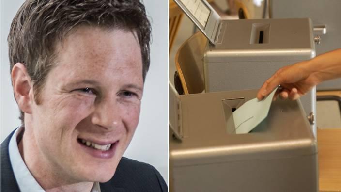 Jonas Fricker, team Baden: «Wer bis 25 Jahre nie an die Urne geht, wird es auch später nicht tun.»