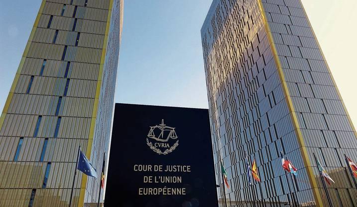 Ewiger Zankapfel: die Zuständigkeit des Europäischen Gerichtshofs bei Streitfragen.