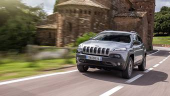 Jeep Cherokee Trailhwak