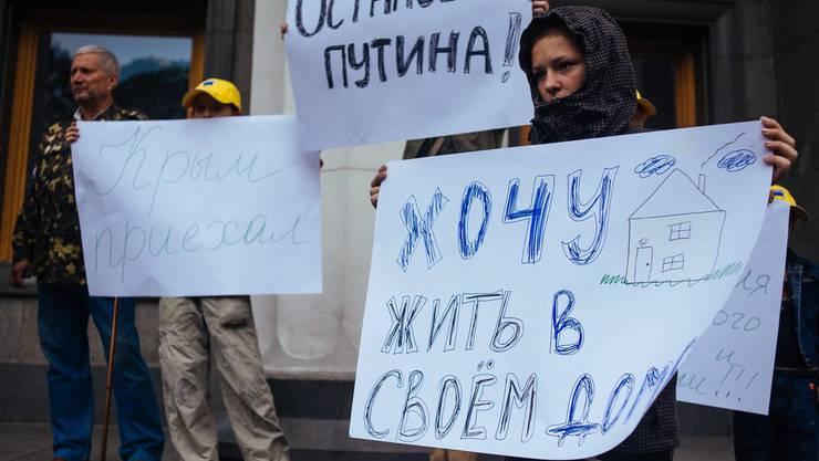 Die Ukraine ist nicht mehr auf der Liste sicherer Staaten.