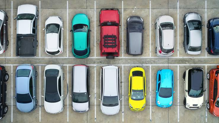 300 Parkplätze stehen ab sofort gratis zur Verfügung.