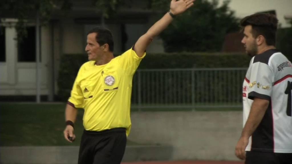 OFV: Schiedsrichter