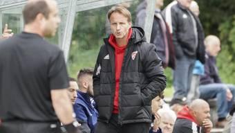 Trotz erfolgreicher Saison: Marc Hodel muss mit dem FC Wettingen freiwillig den Gang in die regionale 2. Liga antreten.