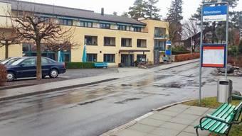 Alterszentrum in Kilchberg: Hier soll die Pflegerin die Bewohnerin getötet haben