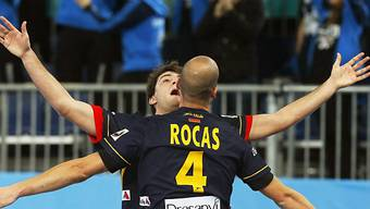Albert Rocas mit sieben Toren erfolgreichster Schütze für Spanien