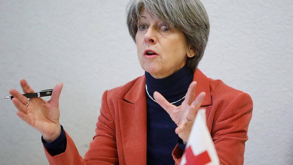Alt Bundeskanzlerin Annemarie Huber-Hotz ist unerwartet verstorben