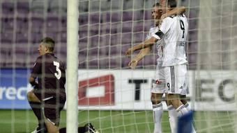 FC Basel meistert zum Saisonauftakt Servertte