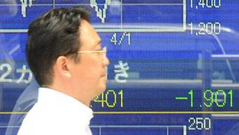 Tokios Börse im Aufwind