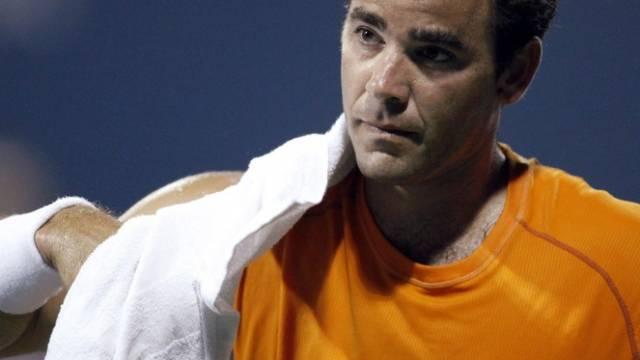 Pete Sampras ist sich sicher, dass Federer weitere Grand-Slam-Turniere gewinnen kann.
