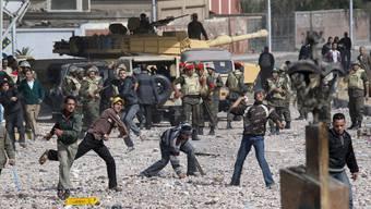 Die Proteste in Kairo dauern an – fünf Tote und über 1000 Verletzte