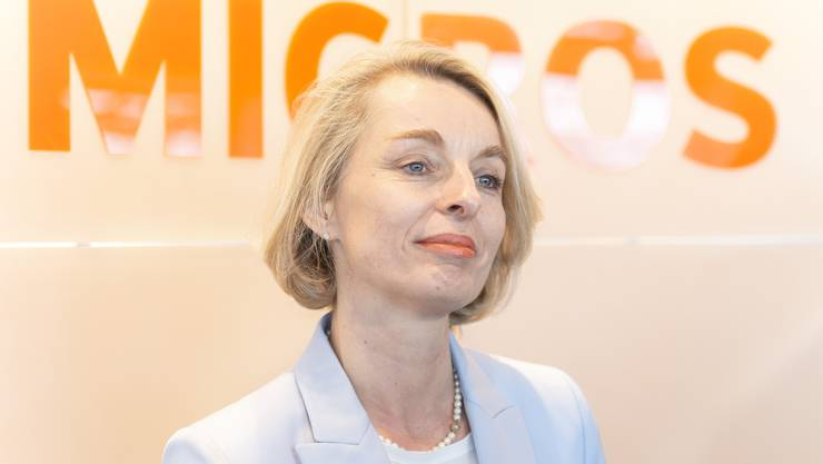Ursula Nold wurde im März zur Migros-Präsidentin gewählt. Sei Juli ist sie im Amt.