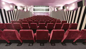 Kino Palace Solothurn: Fotos nach der Neugestaltung und Aufnahmen aus dem Archiv
