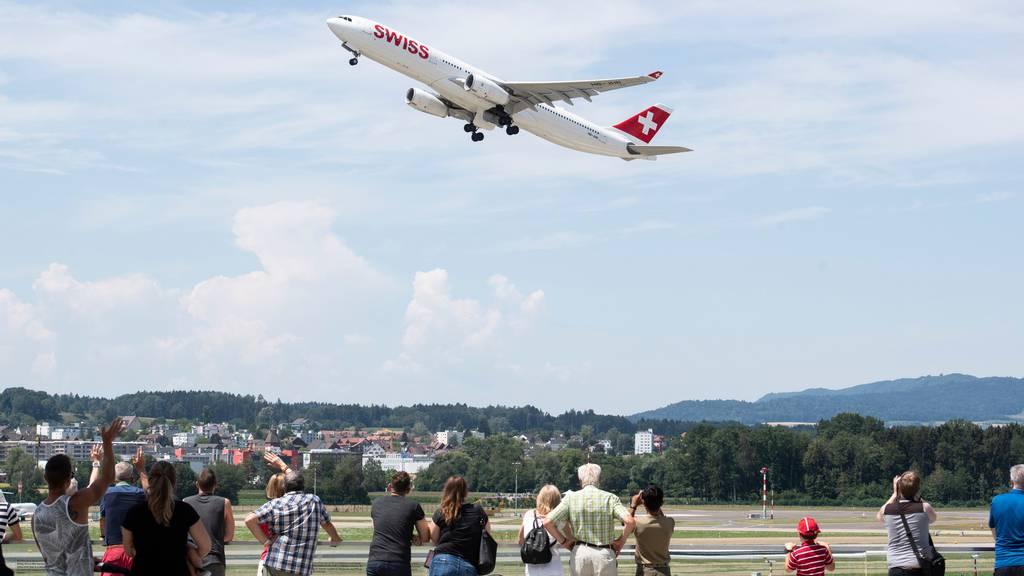 Die Schweiz soll neu auchFluggastdaten sammeln